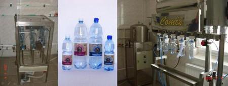 Ivóvízpalackozás